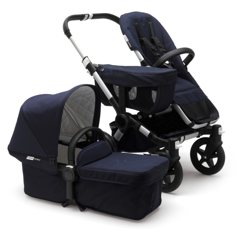 Poussette Donkey2 mono classique chassis alu Bugaboo