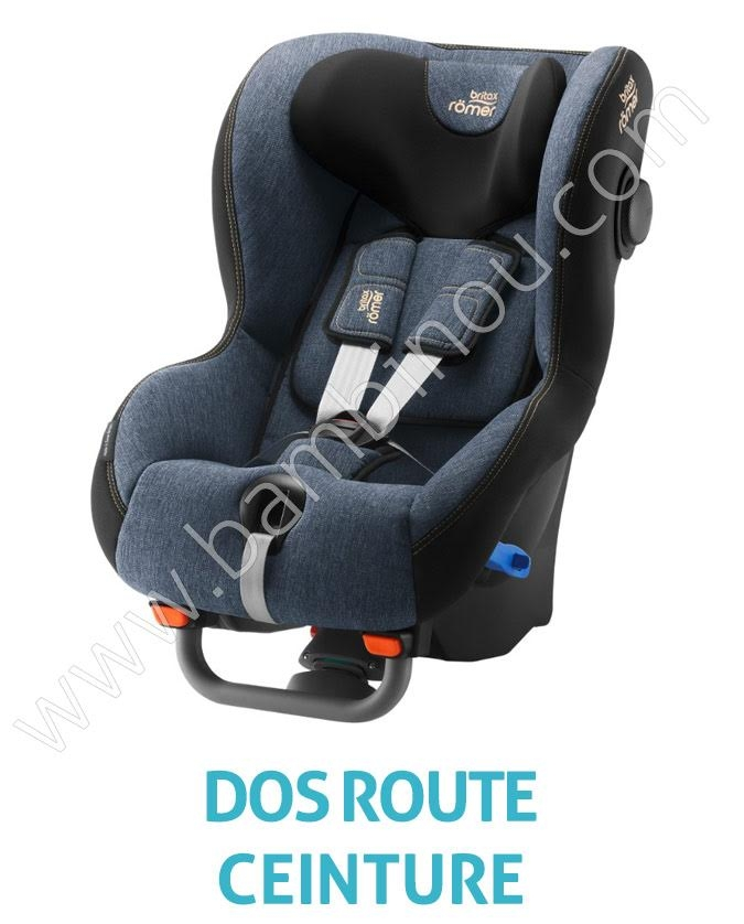 Max Way Plus Blue Marble Britax Romer Bambinou