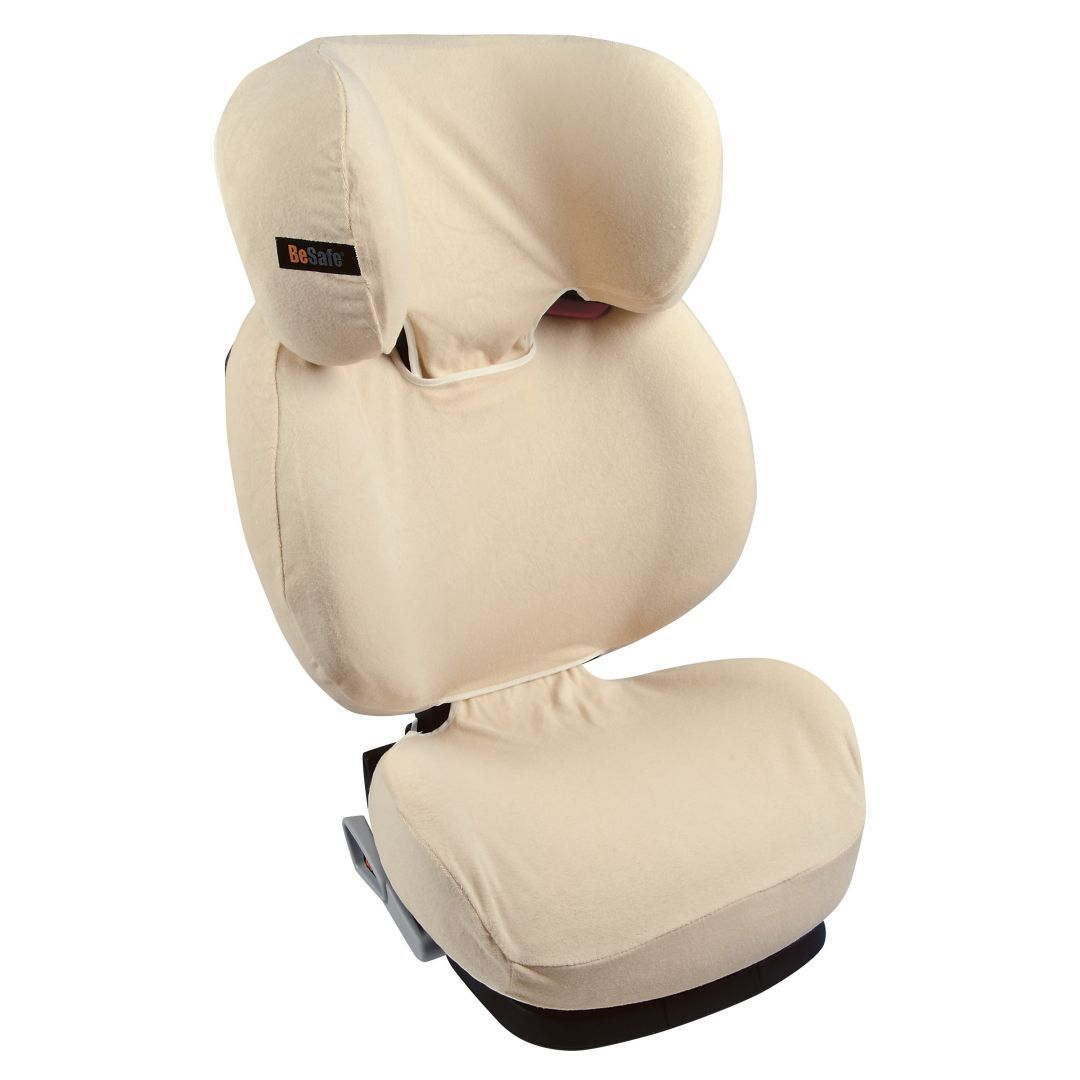 Housse de protection beige pour sieges auto iZi UP et iZi UP Fix BeSafe BamBinou