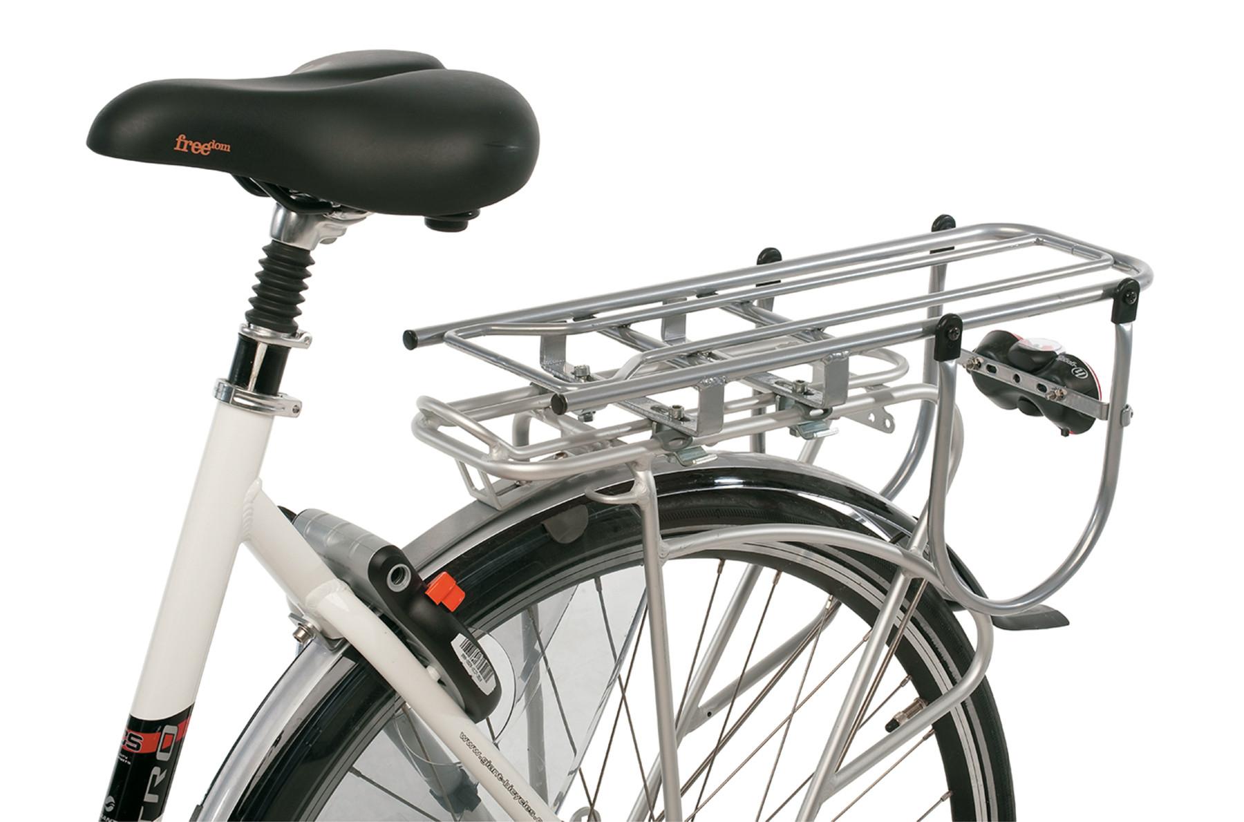 Support siège vélo Yepp EasyFit Carrier XL Silver Thule Détail