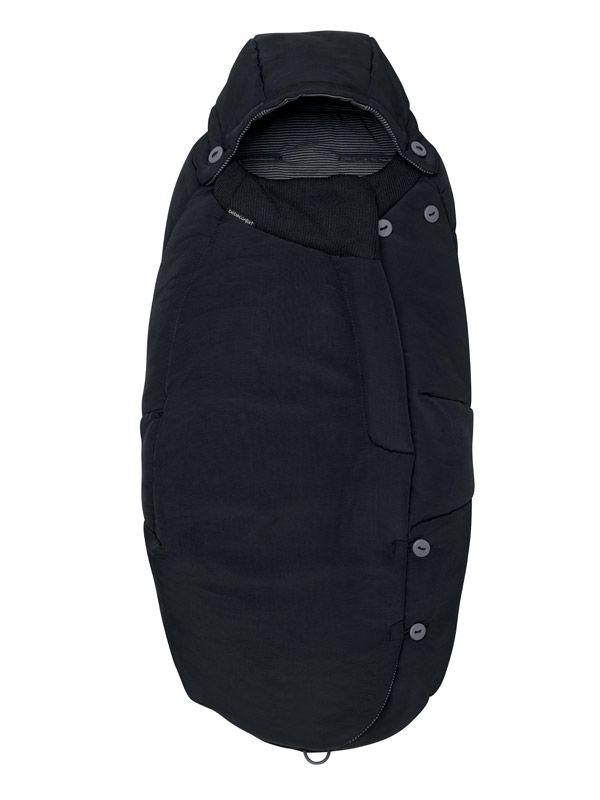 Chanceliere pour poussettes Bebe Confort Black Raven Bebe Confort Securange by BamBinou