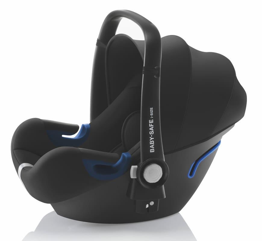 Set poussette Smile III et siège-auto Baby-Safe 2 i-Size Profil