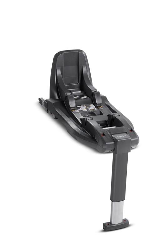 Base Isofix siège-auto Darwin I-Size Noire Inglesina Produit