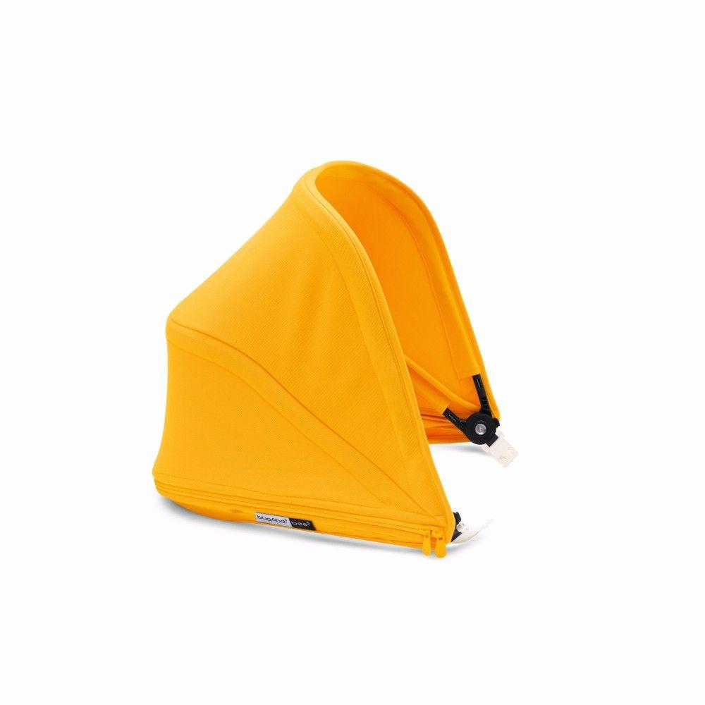 Capote extensible poussette Bee 5 Jaune solaire Bugaboo Bambinou