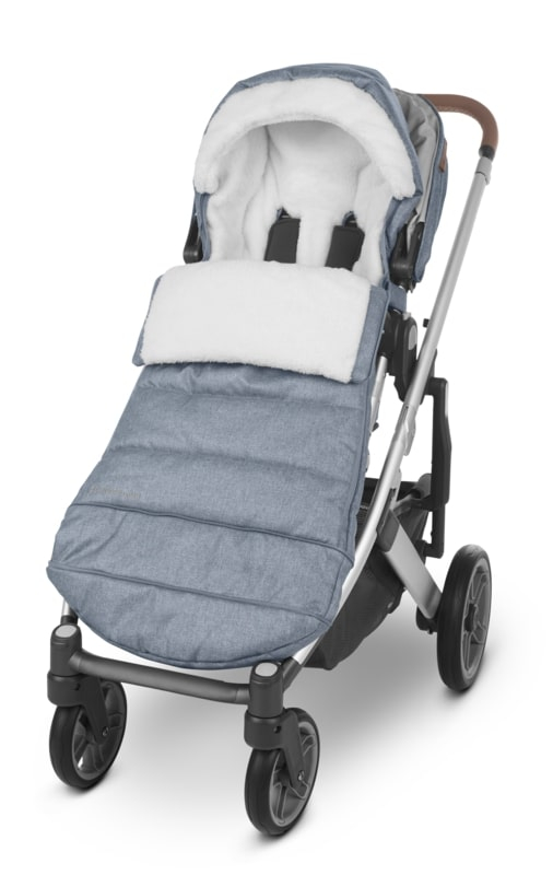 Chancelière CozyGanoosh poussette Uppababy Uppababy Tablier