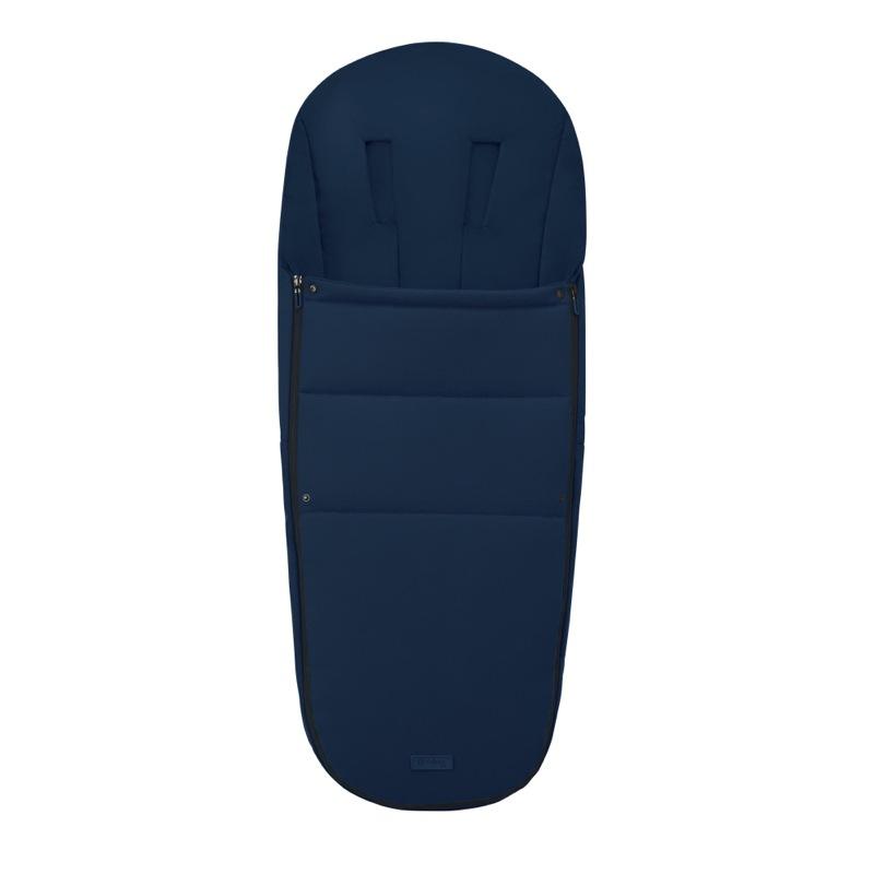 Chancelière poussettes Cybex navy blue Cybex