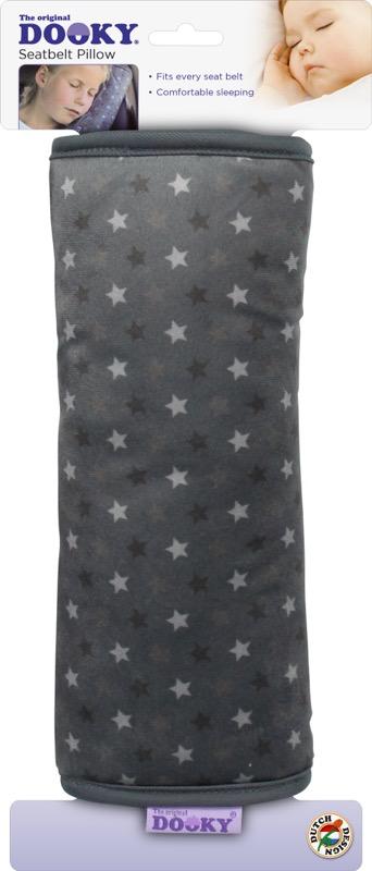 Coussin pour ceinture de sécurité Étoiles Grises Dooky 3
