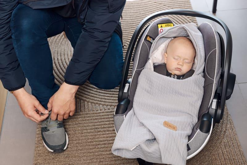 Couverture nomade Baby Wrap Voksi Enfant