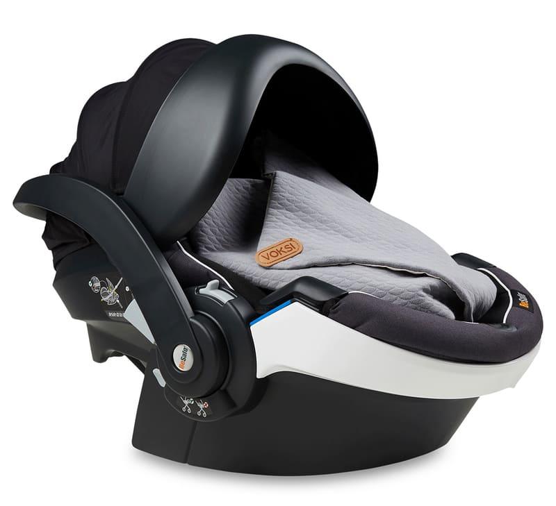 Couverture nomade Baby Wrap Voksi Siège-auto