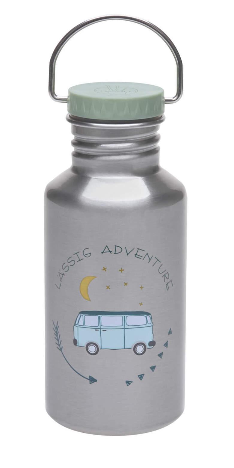 Gourde pour enfant inox Adventure Bus Lassig Produit