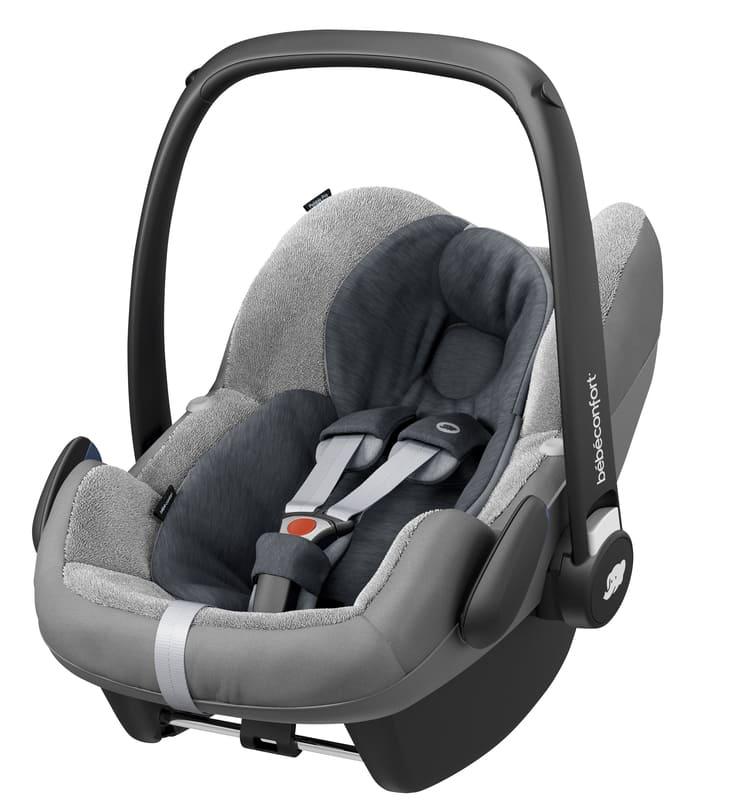 Housse éponge pour siège auto Pebble Plus Bébé Confort