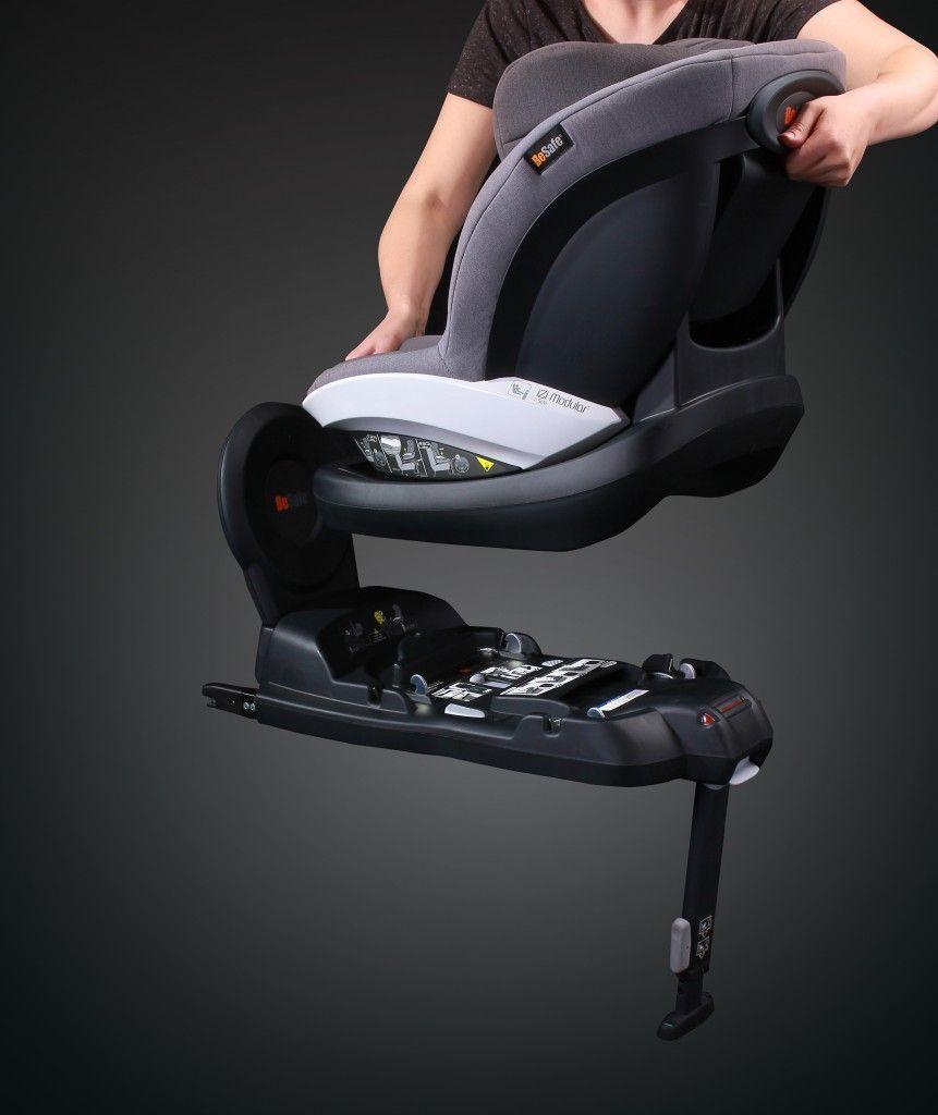 Pack siège-auto iZi Modular i-size groupe 0+/1 Premium avec base isofix BeSafe BamBinou