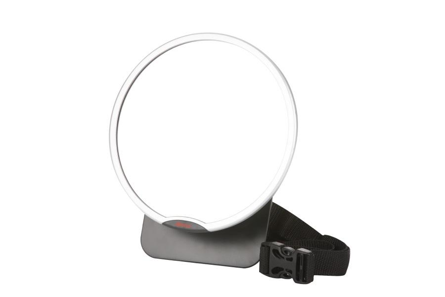 Miroir de surveillance de voiture grand angle Easy View silver Diono