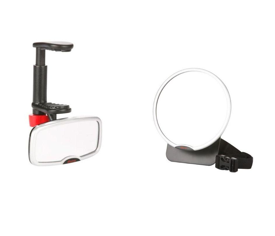 Miroirs de surveillance Easy View et See me Too Diono