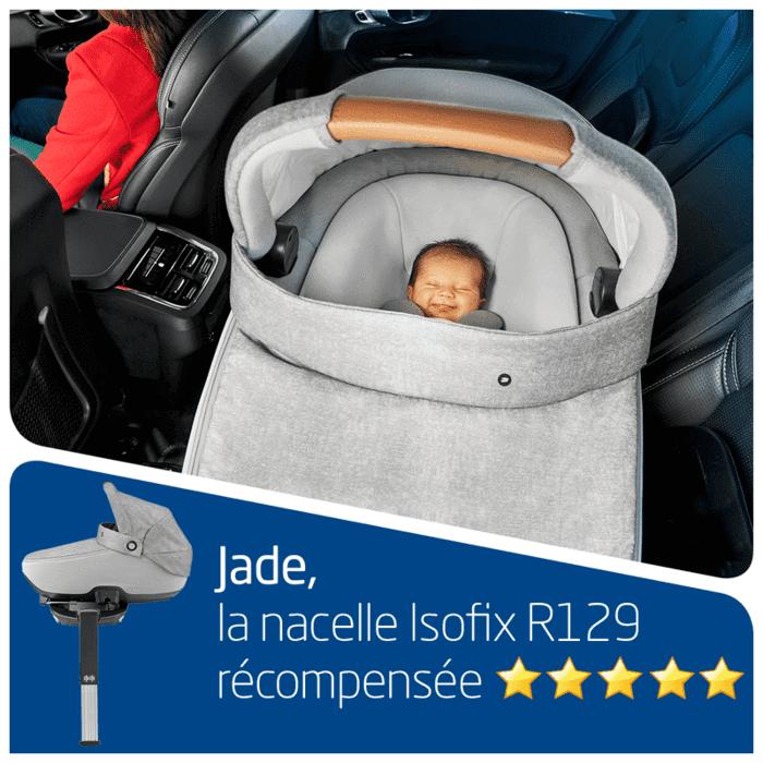 Set nacelle Jade i-Size et base Isofix 3wayFix i-Size Bébé Confort 14