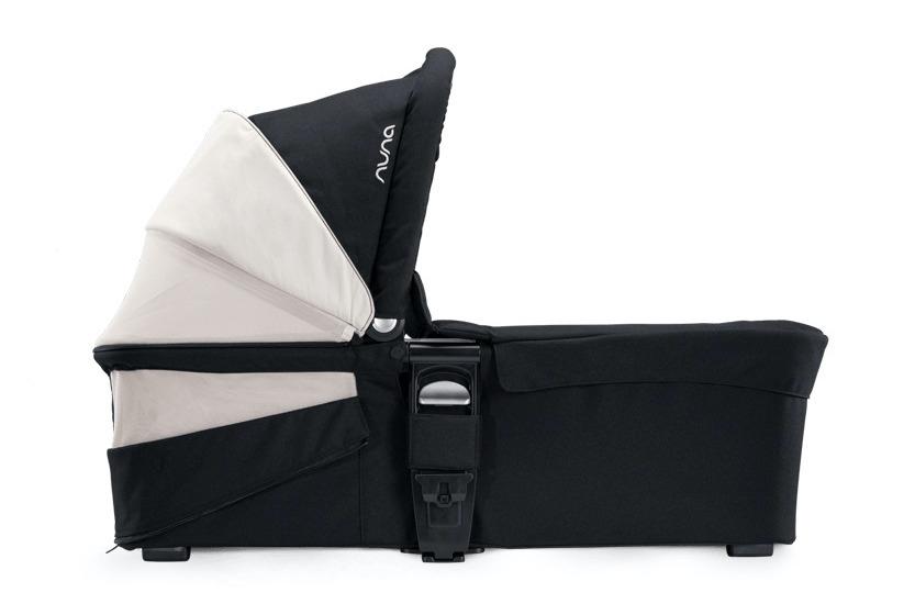Pack poussette polyvalente Mixx Next et nacelle Nuna Poussette Nacelle canopy