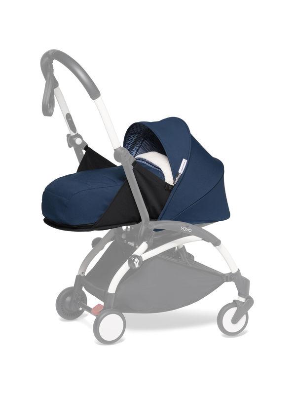 Pack nouveau-né 0+ Yoyo + Plus bleu Air France Babyzen