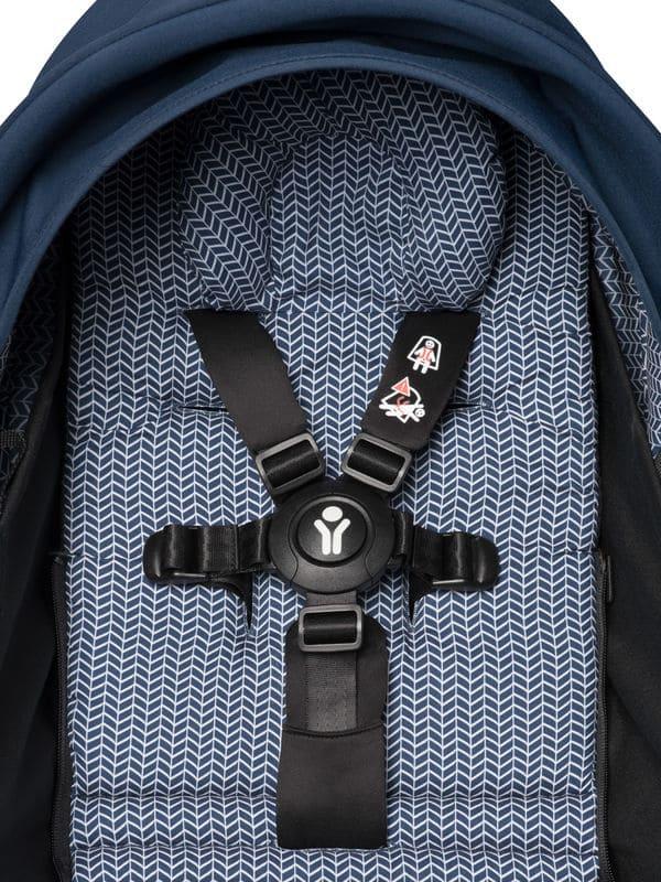 Pack nouveau-né 0+ Yoyo + Plus bleu Air France Babyze Intérieur 1