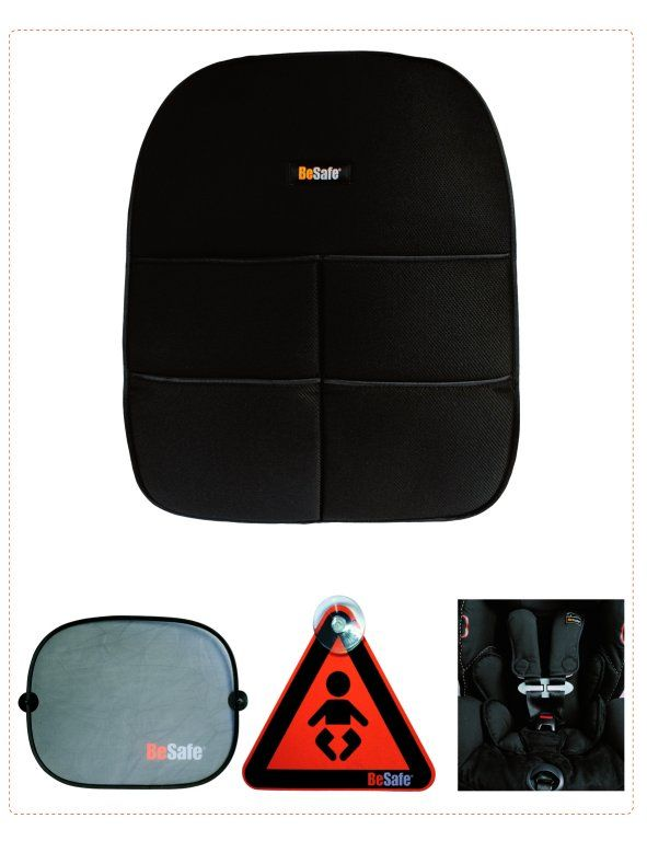 Pack voiture face route Besafe BamBinou