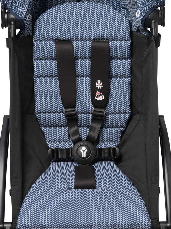 Pack couleur Yoyo+ 6+ bleu Air France Babyzen Bambinou Interieur