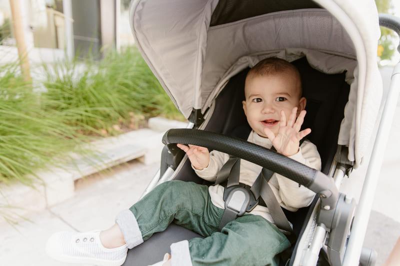 Poussette Cruz V2 Uppababy Enfant