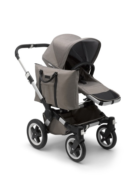 Poussette Donkey2 Mono Mineral taupe Bugaboo