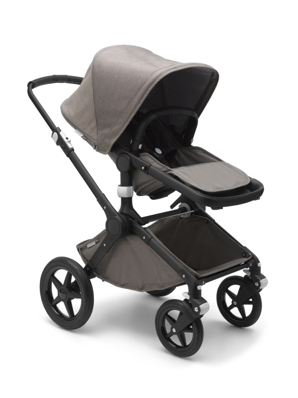 Poussette Fox collection Mineral taupe Bugaboo