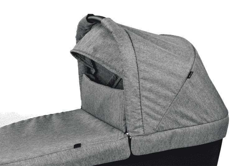 Poussette Système Futura Modular Cinder: Poussette, Nacelle et Coque Peg Perego Nacelle capote