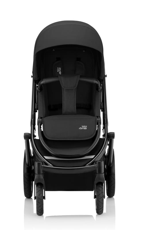 Set poussette Smile III et siège-auto Baby-Safe 2 i-Size Frontale