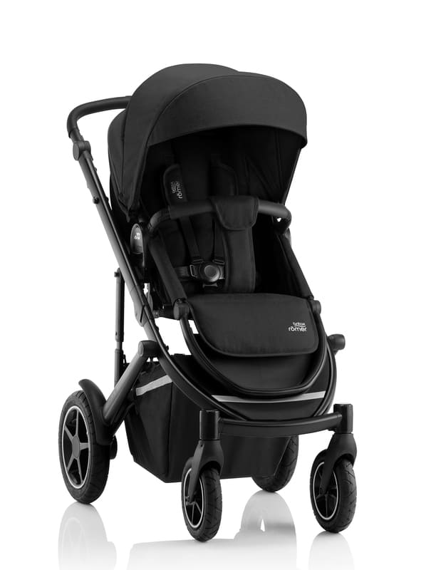 Set poussette Smile III et siège-auto Baby-Safe 2 i-Size Laterale