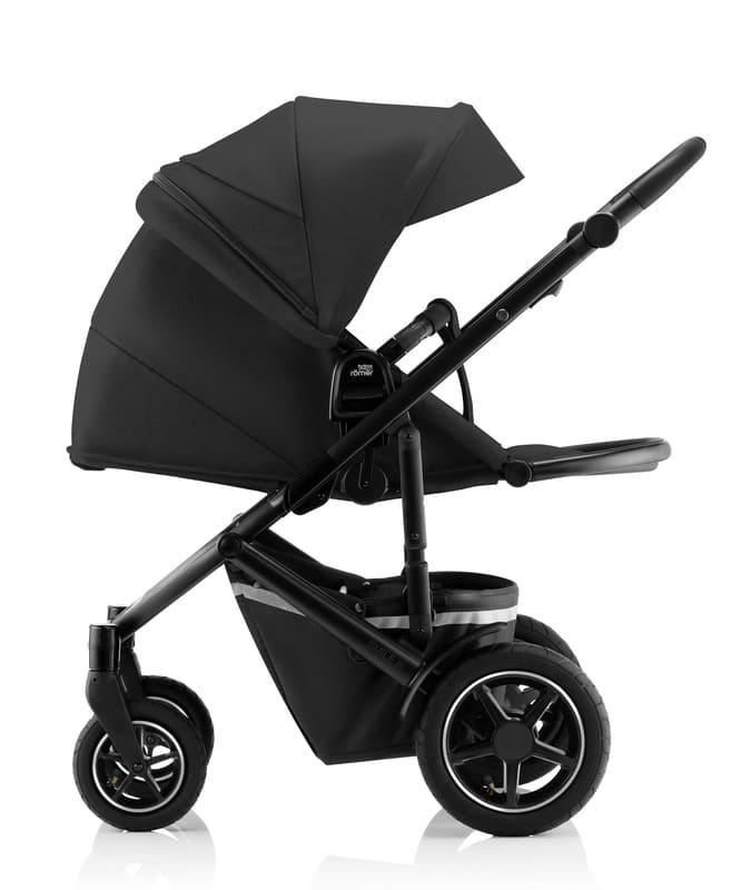 Set poussette Smile III et siège-auto Baby-Safe 2 i-Size Assise