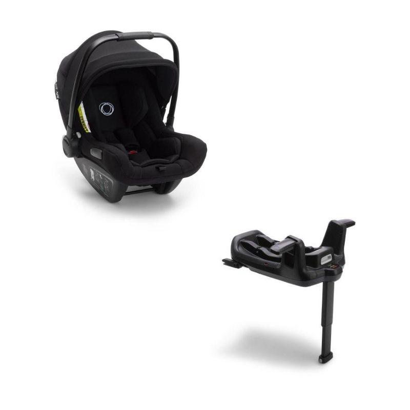 Pack siège-auto Turtle Air by Nuna groupe 0+ et base isofix Bugaboo Produit