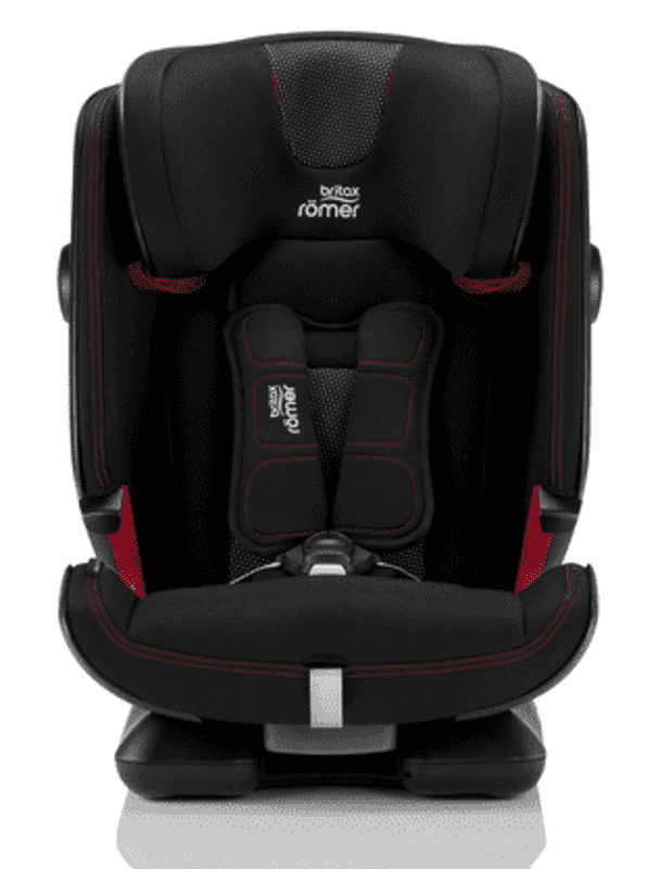 Siège-auto Advansafix IV R Isofix groupe 1/2/3 Air Colors Britax Romer 8