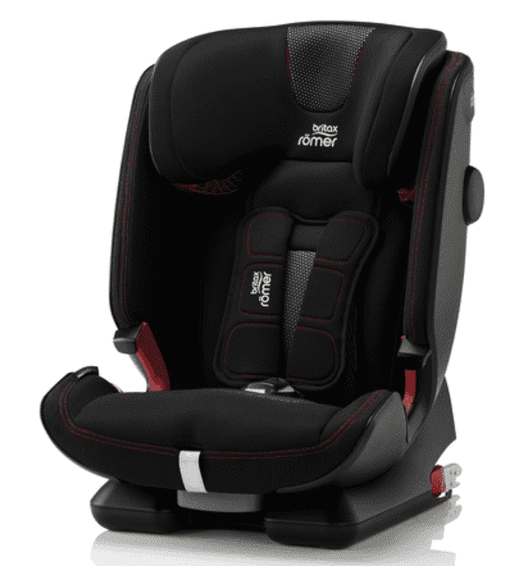 Siège-auto Advansafix IV R Isofix groupe 1/2/3 Air Colors Britax Romer 2
