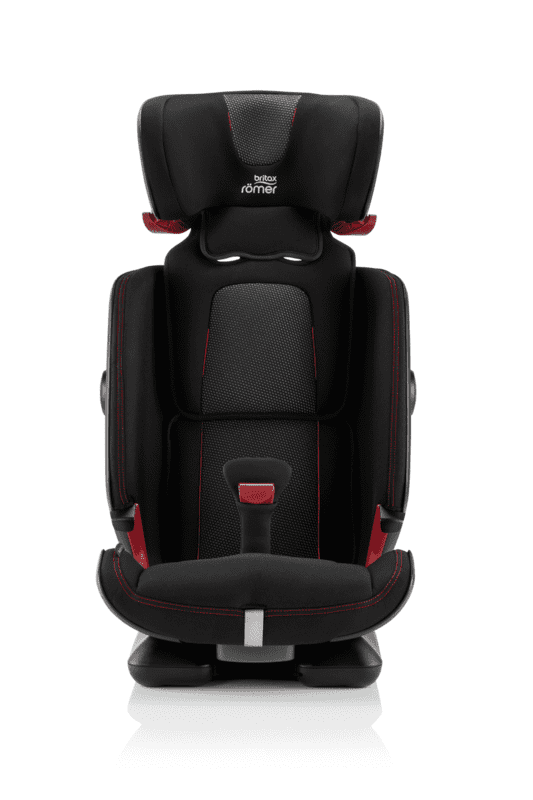 Siège-auto Advansafix IV R Isofix groupe 1/2/3 Air Colors Britax Romer 5