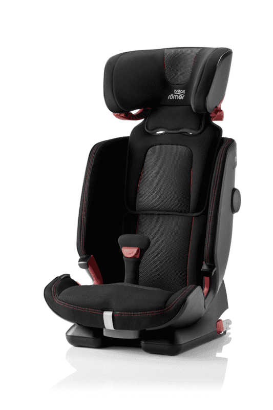 Siège-auto Advansafix IV R Isofix groupe 1/2/3 Air Colors Britax Romer 6