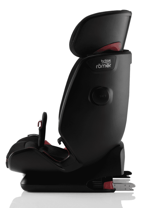 Siège-auto Advansafix IV R Isofix groupe 1/2/3 Air Colors Britax Romer 9