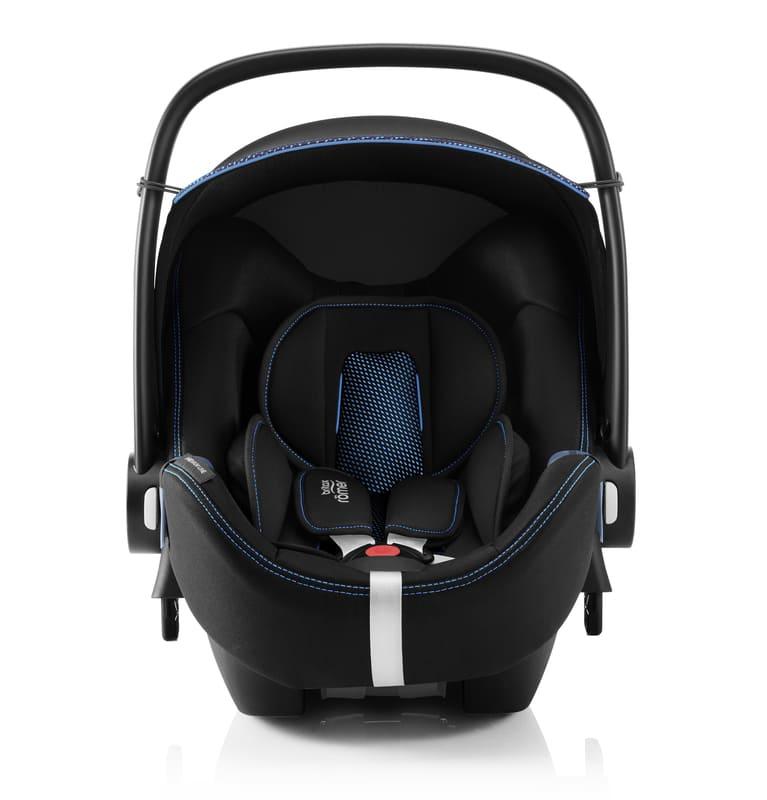 Pack Baby-Safe 2 i-Size 0+ High-Line et base Flex Cool Flow Britax Romer 4