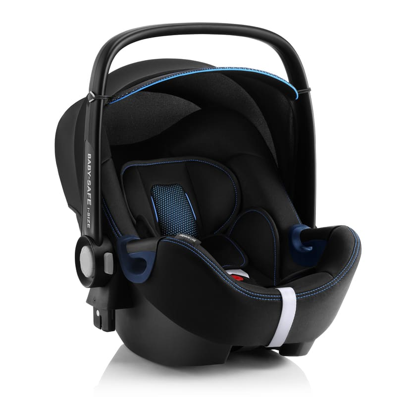 Pack Baby-Safe 2 i-Size 0+ High-Line et base Flex Cool Flow Britax Romer 3