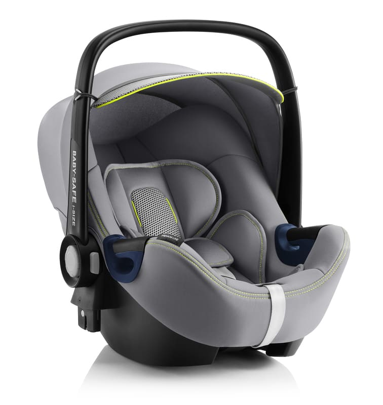 Siège-auto Baby-Safe 2 i-Size groupe 0+ Cool Flow Britax Romer 1