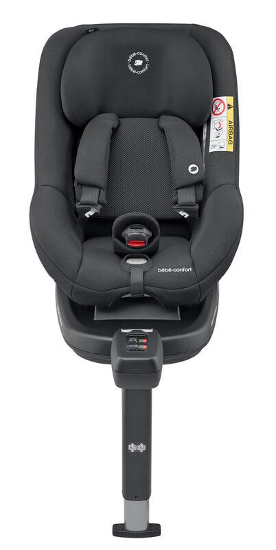 Siège-auto Beryl i-Size groupe 0/1/2 Authentic Black Bébé Confort Harnais