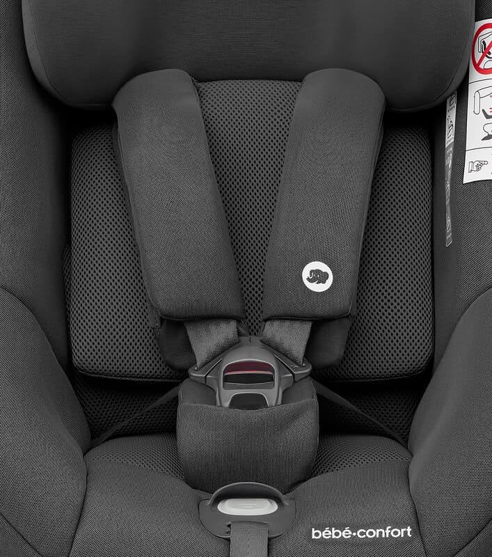 Siège-auto Beryl i-Size groupe 0/1/2 Authentic Black Bébé Confort Boucle