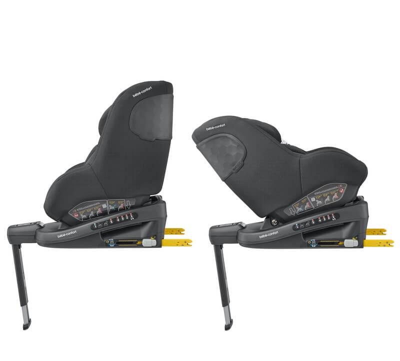 Siège-auto Beryl i-Size groupe 0/1/2 Authentic Black Bébé Confort Utilisation