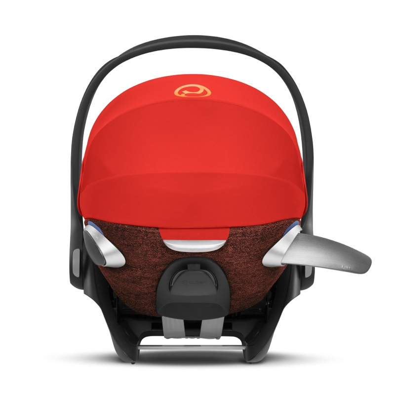 Siège-auto Cloud Z i-Size groupe 0+ 2020 Autumn Gold Cybex LSP