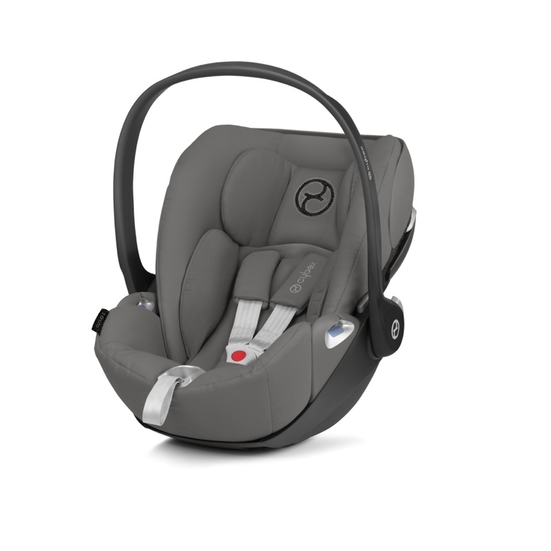 Siège-auto Cloud Z i-Size groupe 0+ 2020 Soho Grey Cybex