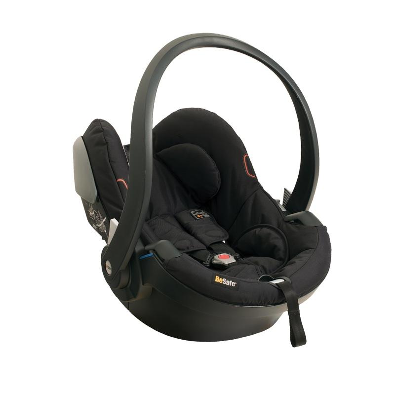 Siège auto bébé iZi Go X1 Black Cab groupe 0+ Besafe