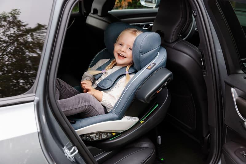 Siège-auto iZi Modular i-Size RF X1 groupe 0+/1 Mélange Besafe Enfant