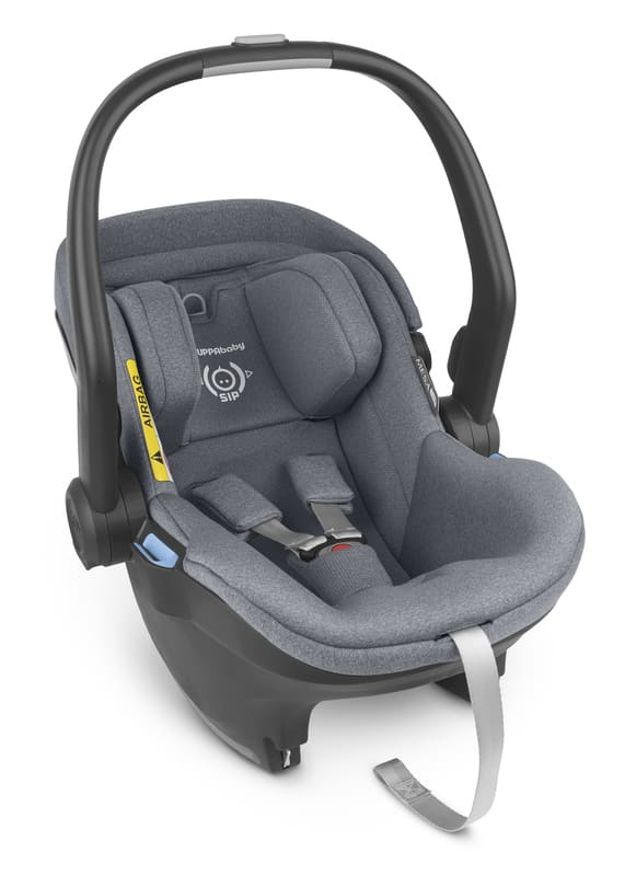 Siège-auto Mesa i-Size groupe 0+ Uppababy Intérieur