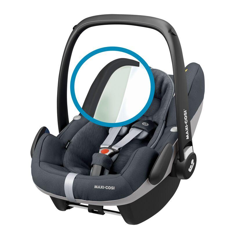 Siège-auto Pebble Pro i-Size groupe 0+ Bébé Confort Maxi Cosi Composition