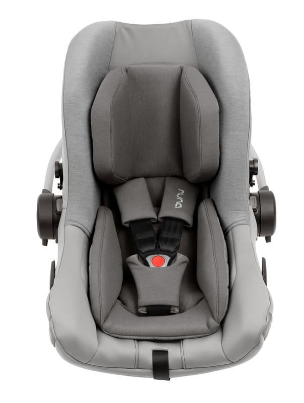 Pack poussette polyvalente Mixx Next et siège-auto Pipa Next Nuna Intérieur